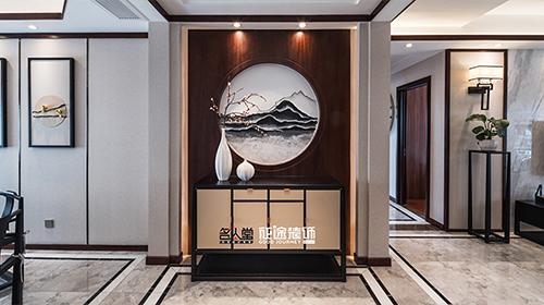 新中式风格:古典意境之美