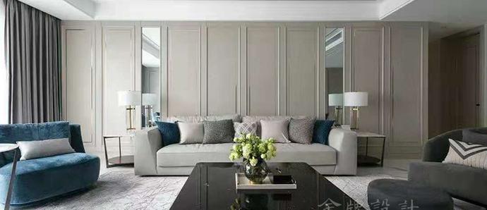 金牌装饰:打造高品质现代简约之家