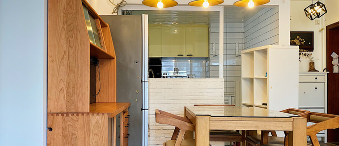 小户型精装改造!合肥政务区80m²二手学区房